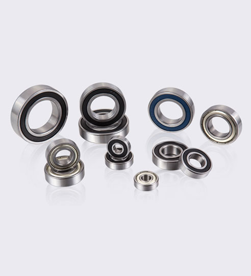 Metric 6000 Ball Bearing Series